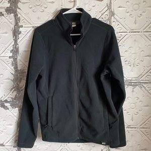 Rei fleece zip up jacket